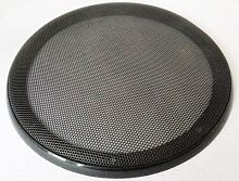 8 inch car speaker net cover speaker net cover car modification net cover spray super good